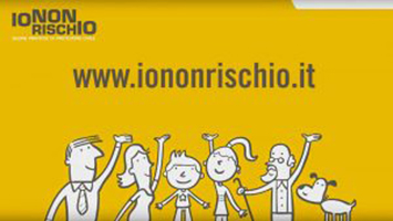 Campagna informativa IO NON RISCHIO